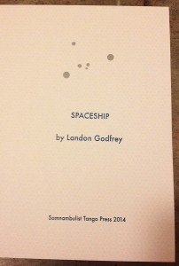 Spaceship title page-angled